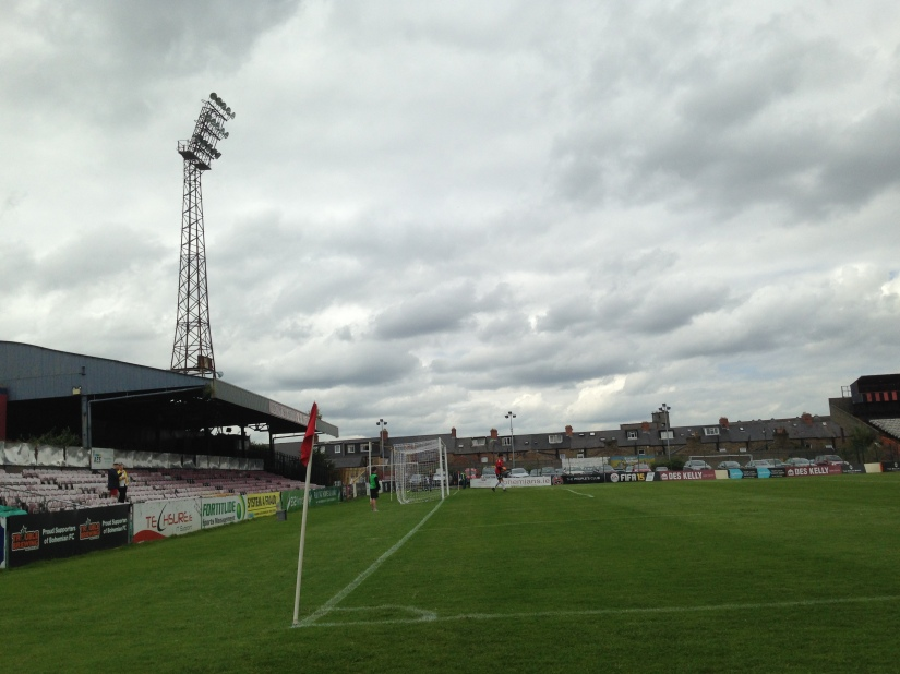 As real as football gets: Bohemians Dublin vs. United ofManchester
