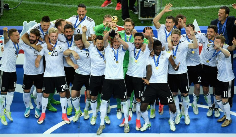 Germany wins the Confed Cup – so what? Why we enjoyed watching a pointless tournamentanyway