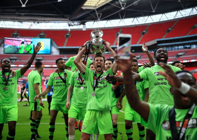 What really doesn't grind my gears #7 (special edition) – Forest Green Rovers: The green and vegan Football Club