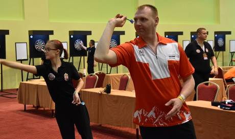 Switzerland has lost his best Darts player due to new PDCrules